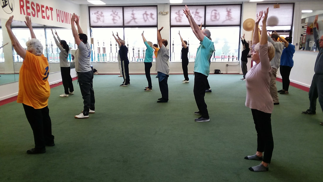 Aiping Tai Chi Center Orange CT, health qigong