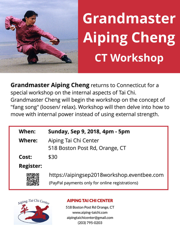 Aiping Cheng CT workshop