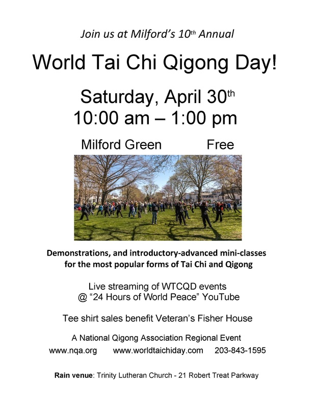 World Tai Chi and Qigong Day