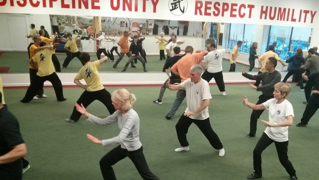 Aiping Tai Chi Center Orange CT, Yang, Chen